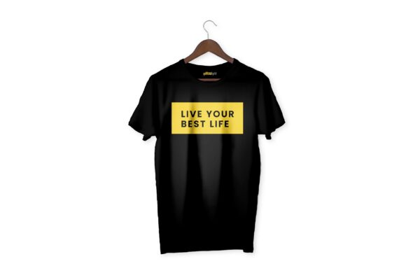 Live your best life - Black