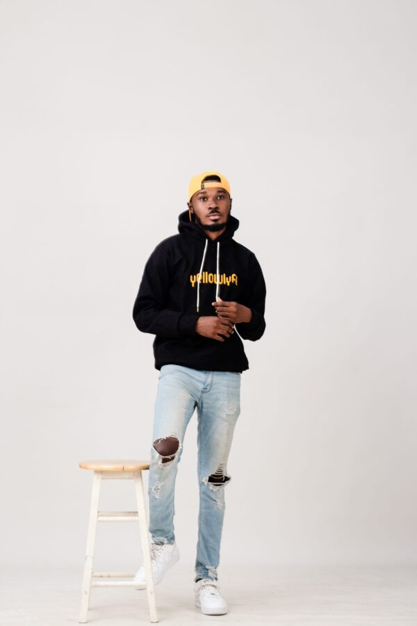 YellowLyfe Hoodie - Black