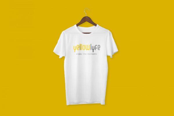 YellowLyfe Merch - White